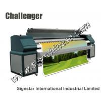 Wholesale challenger 3208G (seiko SPT510 35pl head) solvent printer from china suppliers