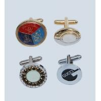 Wholesale High quality GS Cufflinks, bulk cufflinks, blank cufflinks made in China from china suppliers