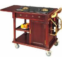 Wholesale Flambe Trolley (S-9B) from china suppliers
