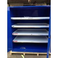 Buy cheap Safety Corrosive Storage Cabinets , Grounding Flammable Cabinets For Acid Liquid from wholesalers