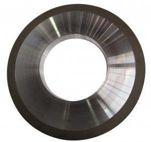 Large Diameter Resin Bond Grinding Wheel , 1A1 750*40*305*10 Resin Bond Wheel