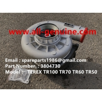 Wholesale 3804730 TURBO CHARGER CUMMINS ENGINE TEREX UNIT RIG BUCYRUS MT4400AC MT5500 MT3600 NTE240 NTE260 NHL DUMP TRUCK HAULER from china suppliers