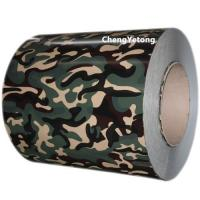 Wholesale Camouflage Color Stainless Steel Strip Roll Coil Inner Diameter Φ508 / Φ610MM from china suppliers