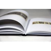 Wholesale 250gsm Glossy Art Paper Hardcover Book Printing Services With Dust Jacket from china suppliers