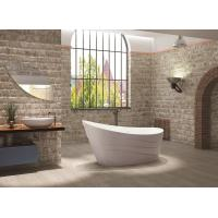 Wholesale Chemical Resistance Freestanding Soaking Bathtub Stand Alone Bathtubs from china suppliers