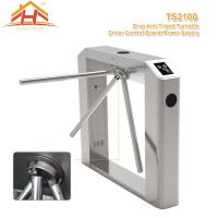 Wholesale Little Power Access Control Turnstile Barrier Silent Operation Compact Designed from china suppliers