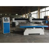 Wholesale 9KW Metal Moving Table CNC Router Machine High Speed With CE Certification from china suppliers