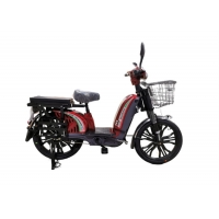 Buy cheap Steel Frame 48v 350w Adult Electric Bike 9 Mos Tube Controller from wholesalers