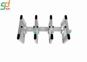 Wholesale Stainless Steel Turnstile Security Systems, Supermarket Swing Barrier Gate from china suppliers