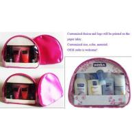 Quality Carton Inlay Cosmetic Bag for sale