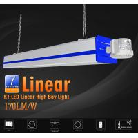 Buy cheap Dimmable IP65 Commercial Linear LED High Bay Light Fixtures With Controlling from wholesalers