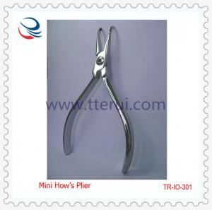 Mini How's Plier TR-IO-301