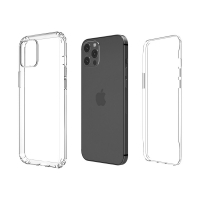 Wholesale Polycarbonate CDR Logo Clear Customized Iphone Cases from china suppliers