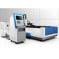 Wholesale 500W Fiber CNC Laser Cutting Machine 1500 X 3000mm With Racus IPG Laser Source from china suppliers