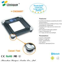 Wholesale CW266  Bluetooth Precision Digital Bathroom Scale with Extra Large Backlight Display and C from china suppliers