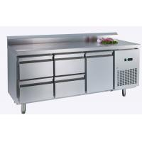 Wholesale Professional Single Door Four Drawer Counter Depth Refrigerator For Industrial Cold Room from china suppliers
