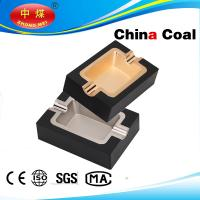 Wholesale The Artistic Business Gift Leather Ashtray from china suppliers