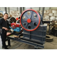Wholesale PE250x400 PE200x300 Diesel Engine Mobile Jaw Crusher from china suppliers