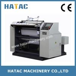 Wholesale Receipt Paper Bobbin Slitting Rewinding Machine,Movie Ticket Slotting Machine,Thermal Paper Slitting Machine from china suppliers