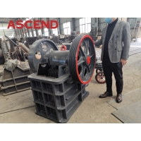 Wholesale 260r/Min Jaw Stone Crusher Machine from china suppliers