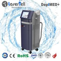 Wholesale Permanent 808nm Diode Laser Hair Removal Machine with Single Pulses 75kgs from china suppliers