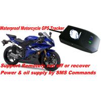 Waterproof Motorcycle Mini GSM SMS GPRS GPS Tracker Locator W/ Cut-off Oil & Power By SMS