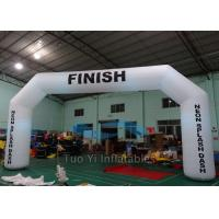 Wholesale Inflatable Finish Line Arch , PVC Race Inflatable Arches Gate from china suppliers