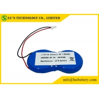 Wholesale JST Terminals 2P 1200mah Lithium Button Cell 3V CR2450 from china suppliers