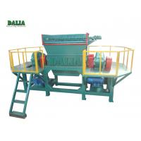 Wholesale Customized Design Double Shaft Shredder Machine DLS-10 For Metal Recycling from china suppliers