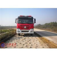 Quality Rotatable Structure Fire Fighting Vehicles Pump Flow 90L/S Max Power 276KW for sale
