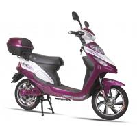 Wholesale 350W Battery Adult Electric Scooter 2 Wheel Battery Powered Scooter With Seat from china suppliers