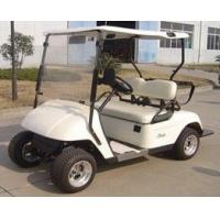 Wholesale Eco-Friendly Two People Fully Electric Golf Carts , Trojan Battery Low Speed Electric Vehicles from china suppliers