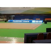Wholesale 2000Hz P6 Ads Led Signs In Basketball Stadium , Sports Ground Advertising Boards from china suppliers