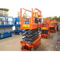 Wholesale Movable Scissor Lift Extended Platform Hydraulic Aerial Access Platform from china suppliers