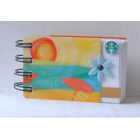 Wholesale soft cover spiral notebook from china suppliers