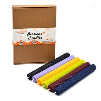 Wholesale Rolled Beeswax Candles Homemade from china suppliers