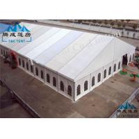Quality A Frame Outdoor Party Tents Selectable Size With VIP Cassette Flooring for sale