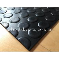 Wholesale Heavy duty Flooring / gasket 2.5mm - 20mm Rubber Sheet Roll Smooth / embossed Surface from china suppliers
