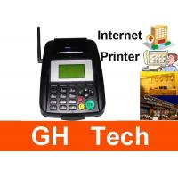 Wholesale GSM GPRS Mini Portable Thermal Printer 58mm Replaceable Paper from china suppliers