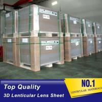 Wholesale Chinese OK3D Widely-used Plastic PS/PET Material 75/100/161 Lpi 3D Film Lenticular Lens Sheet from china suppliers