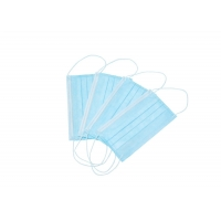 Wholesale Disposable 3 Ply Epidemic Prevention Anti Dust Earloop Mask from china suppliers