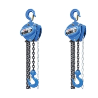 Wholesale Professional 1.5 Ton Manual Chain Block , Small Hand Chain Hoist hand chain block from china suppliers