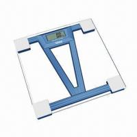 Wholesale High Accuracy Electronic Bathroom Scale with Smart Step-on Technology from china suppliers