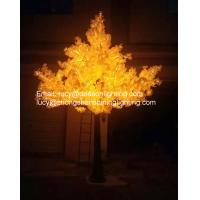 Wholesale led artificial trees-Led Ginkgo Tree Light from china suppliers