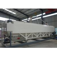 Horizon With Cement : Horizon type cement silo for batching plant of item