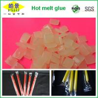Wholesale Light Yellow EVA Hot Melt Packaging Adhesive for Beverage Packing , Food Grade from china suppliers