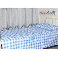 Wholesale Easy Clean Hospital Bed Sheet Striped Fitted Bed Sheets OEM / ODM from china suppliers