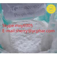 Natural Muscle Growth CAS 57-85-2 Raw Testosterone Powder Steroids Sustanon With high purity free sample sent