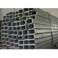 Wholesale Galvanized Rectangular Tubing  With Grooves from china suppliers
