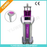 China 2000W Beauty Salon 808nm Diode Laser Hair Removal Machine 10-120j / cm2 wholesale